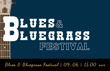 Blues & Bluegrass Festival
