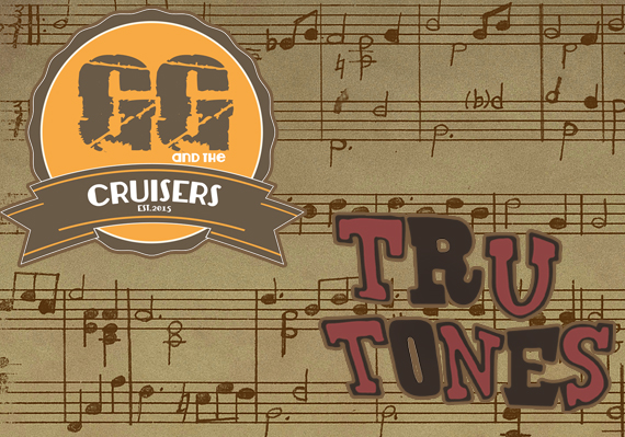 GG and the Cruisers & Tru Tones